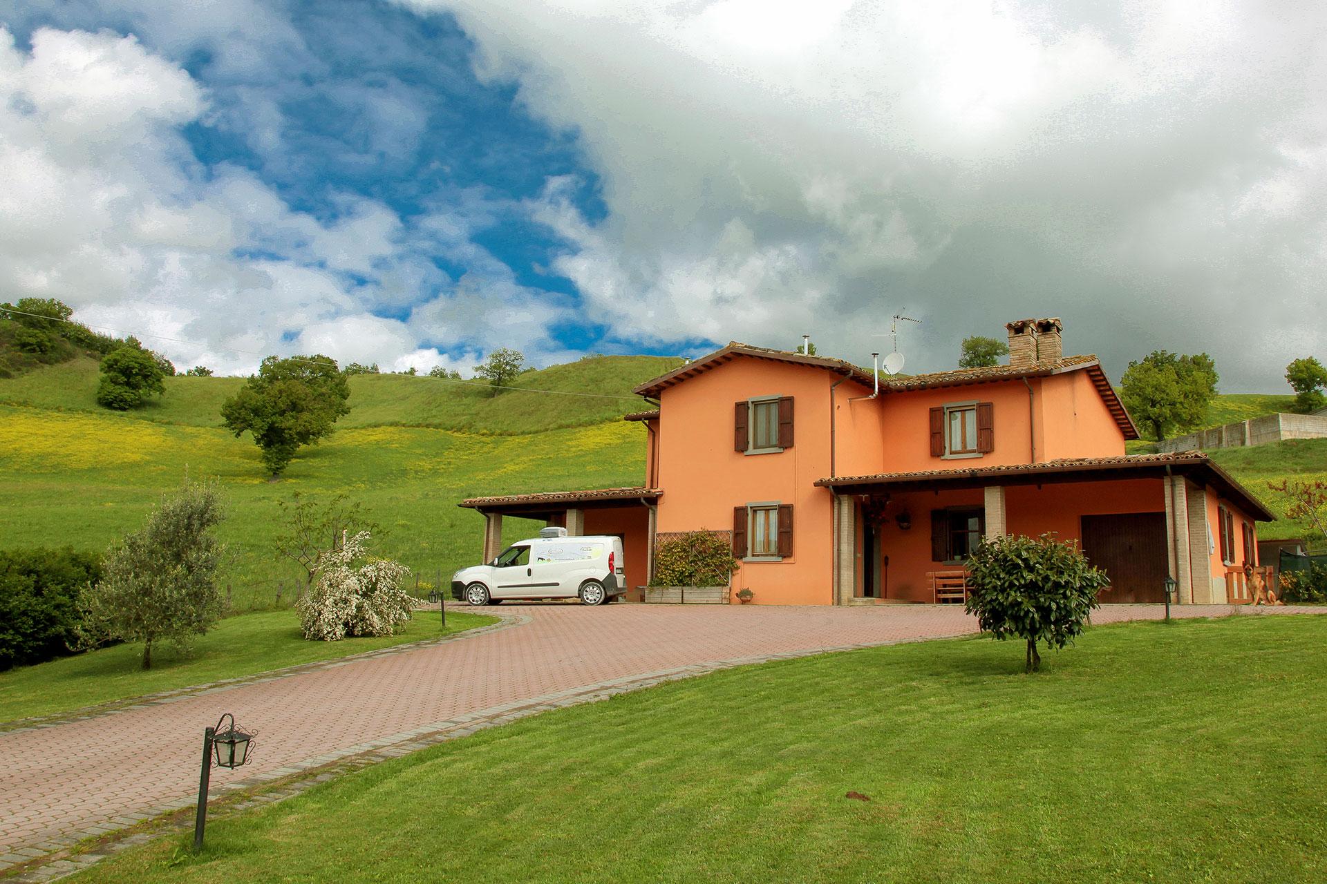 Azienda - Il Tartufeltro, Tartufi del Montefeltro di alta qualità