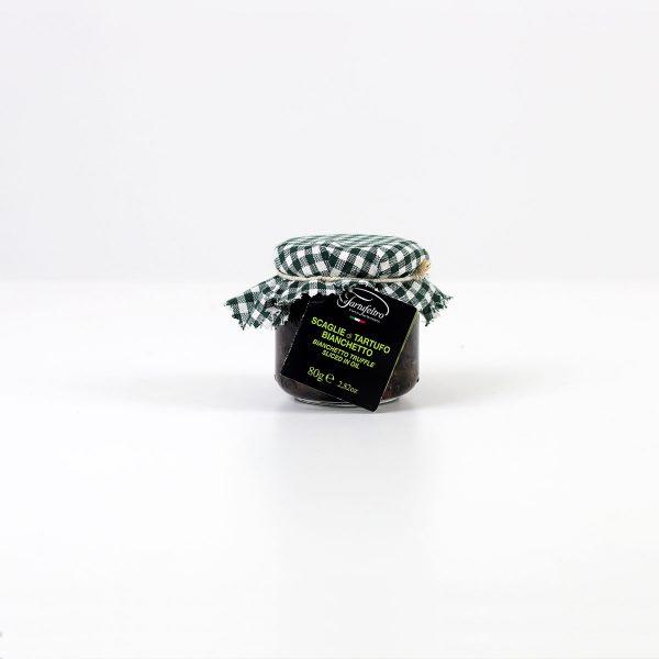 Scaglia di tartufo bianchetto 80g - Il Tartufeltro, Tartufi del Montefeltro di alta qualità