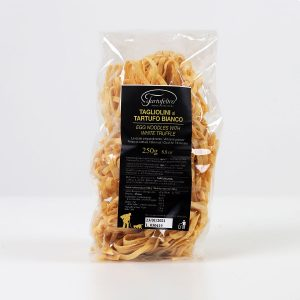 Tagliolini al tartufo bianco 250g - Il Tartufeltro, Tartufi del Montefeltro di alta qualità